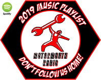 2019 MotorMouthRadio Music Playlist on Spotify